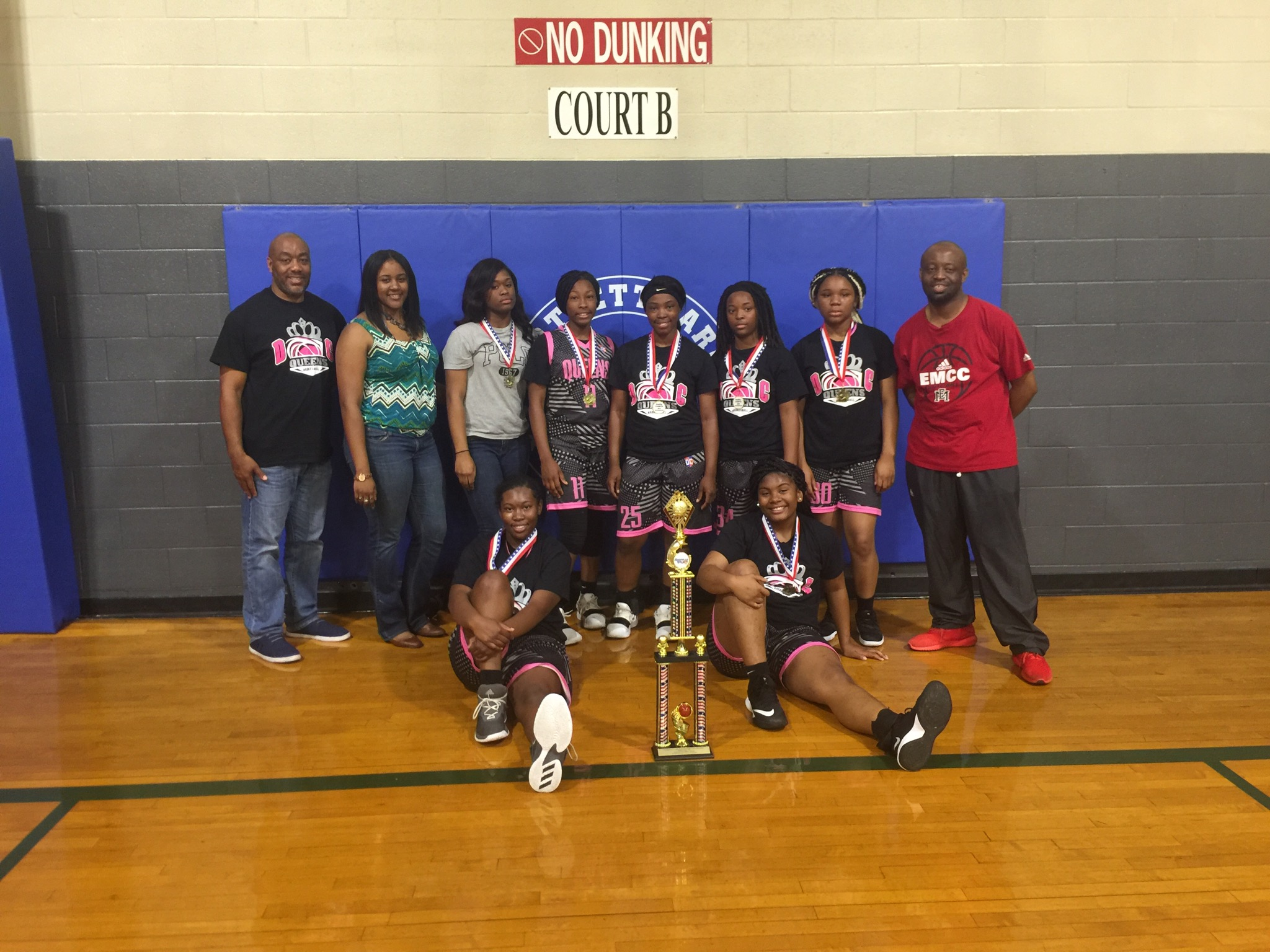 DC Queens 2021 - First Place