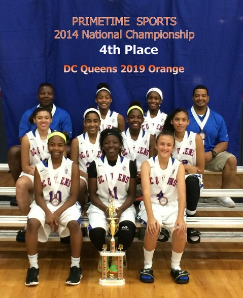 2019 (Orange) - 4th Place Primetime Nationals 2014